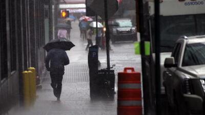 Riesgo de tormentas severas para el comienzo del fin de semana de Memorial Day