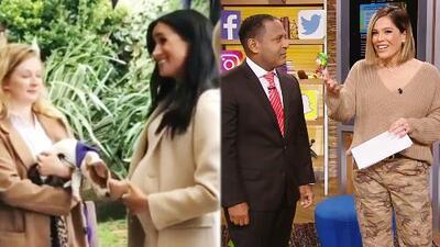 """Karla Martínez opina sobre la simpática reacción de Meghan Markle al escuchar que la llaman """"gorda"""""""