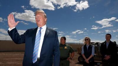 ¿De qué Flores habla Donald Trump? El presidente cree que un juez que no existe le impide detener niños migrantes