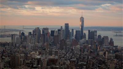 Lunes cálido en Nueva York con probabilidad de lluvias en horas de la tarde