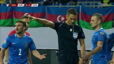 ¡GOOOL! Luka Modric anota para Croatia