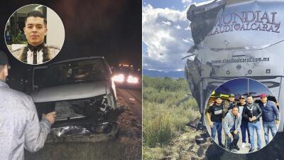 📸 La maldición de las carreteras: accidentes del regional mexicano en el 2019