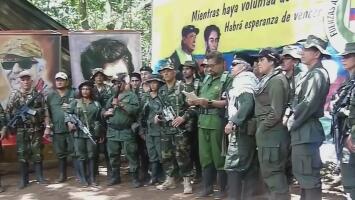 Excomandantes de las FARC anunciaron que regresaban a las armas y expertos analizan lo que implica para Colombia