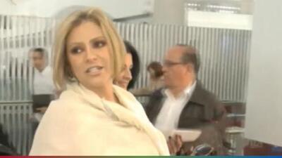 Termina el drama para Daniela Castro: ya está libre del cargo de robo
