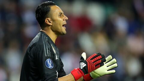 Para Keylor Navas el premio lo motiva para seguir ganando títulos con el Real Madrid