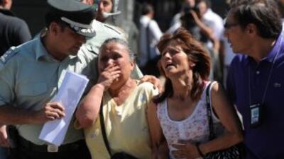 Chile conmocionado con tiroteo en metro de Santiago que dejó tres muertos