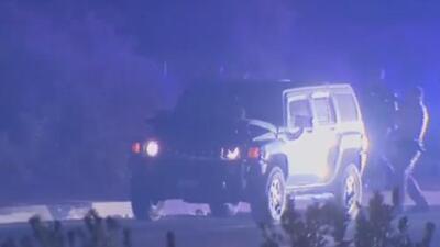 Autoridades atrapan al hombre que tomó como rehenes a sus hijos en California