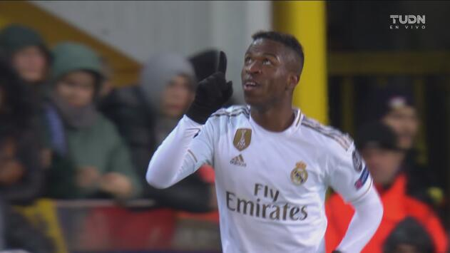 ¡Vuelven a dar golpe de autoridad! Vinícius Júnior le regresa la ventaja al Real Madrid