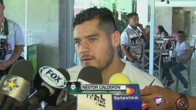 """Javier Orozco: """"Debemos tener mentalidad ganadora"""""""