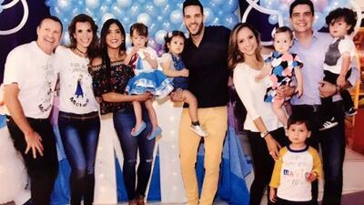 La hija de Alan Tacher celebró su cumpleaños junto a sus amiguitos Joshua, Bruce y Alana