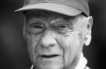 Se va un grande del automovilismo: murió Niki Lauda