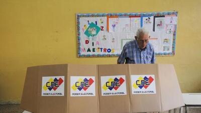 Lista de consulados venezolanos para votar en EEUU
