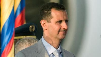 """Bashar al-Asad niega el ataque químico en Siria y lo califica de """"invento absoluto"""""""