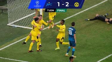 Zenit se despide la Champions con una derrota ante el Dortmund