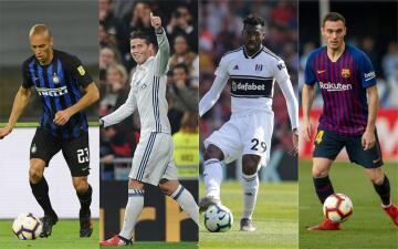 Rumores de Europa: James cerca de quedarse en Madrid y Gareth Bale apunta a China