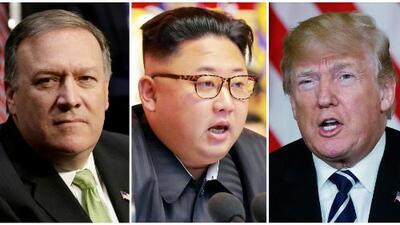 El director de la CIA, Mike Pompeo, viajó a Corea del Norte para reunirse con Kim Jong Un