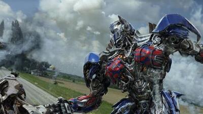 """""""Transformers"""" cinco se filmará en Chicago"""