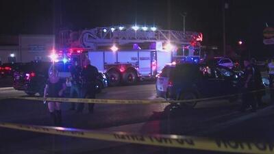 Accidente al suroeste de San Antonio dejó un muerto y tres heridos