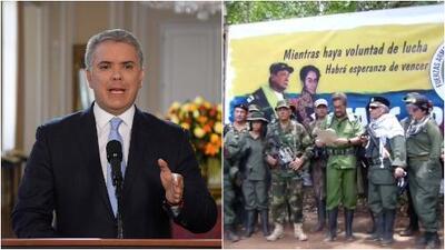 """Disidentes de las FARC prometen retomar la lucha armada en Colombia argumentando que el gobierno """"traicionó"""" el acuerdo de paz"""