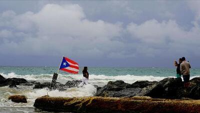 Dorian fue el primer gran 'ensayo' para Puerto Rico tras el devastador huracán María