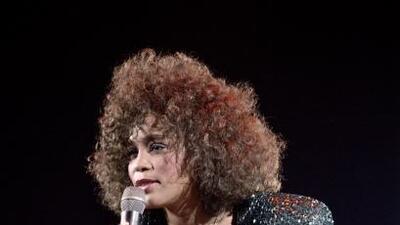 Saldrá disco póstumo de Whitney Houston