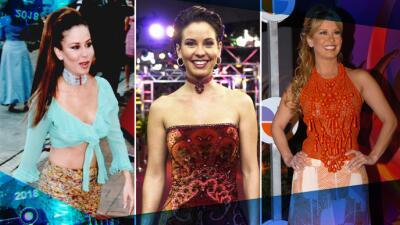 Myrka Dellanos vuelve: recordemos cómo la hemos visto en la alfombra de Premio Lo Nuestro