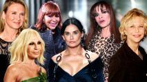 Las fotos de Demi Moore y de otras 5 famosas que impactaron con su dramático cambio de imagen