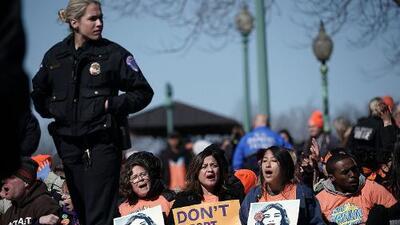 DACA resurge en el Congreso, pero a cambio de fondos para las deportaciones