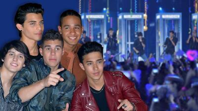 El año en que CNCO debutó en Premios Juventud (y fue la revelación más exitosa de la música)