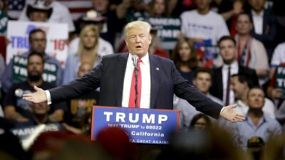 El plan de Trump: ganar California para los republicanos por primera vez desde 1988