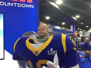La NFL Experience, paraíso del aficionado al fútbol americano que viaja al Super Bowl LIII
