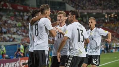 ¡Sorpresa mundial! Alemania no va al Mundial; México espera nuevo rival