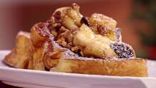 El Chef Yisus acudió al llamado de ayuda de un niño y le enseñó cómo preparar tostadas francesas para el desayuno