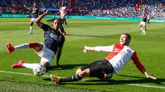 Mandan callar a los aficionados de la Eredivisie
