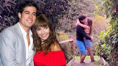 Michelle Renaud y Danilo Carrera, ¿se inspiraron con Alexis Ayala y su esposa?