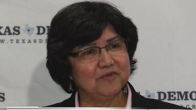 Candidata Lupe Valdez paga sus deudas de impuestos