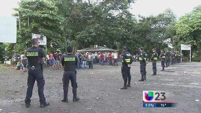 Nicaragua le niega el paso a 2 mil cubanos