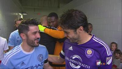 Orlando City 1 - New York City FC 1: Kaká vs Villa