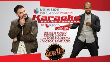 'Karaoke con los famosos', lo nuevo del Uforia Lounge en The Mall of San Juan