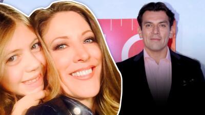 Andrea Noli asegura que su hija no pregunta por su padre, el actor Jorge Salinas