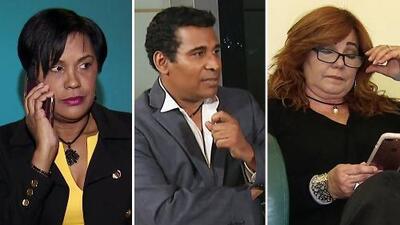 """Le pedí en muchas oportunidades que parara de faltarme al respeto"", mujer que denuncia acoso de Julio Sabala"