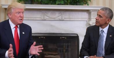 Trump desbanca a Obama y se convierte en el hombre más admirado en EEUU, según sondeo