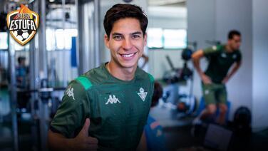 Olympique de Lyon, nuevo pretendiente de Diego Lainez