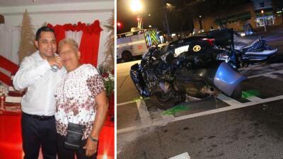 EN FOTOS: Trágico accidente enluta a comunidad hispana en Atlanta