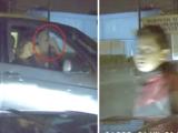En video: Hombre desnudo se expone e invita a menor de 11 años a su carro