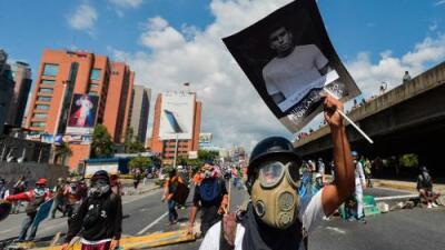 La Venezuela de Juan Pablo