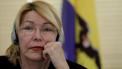 Fiscal de Venezuela dice que entregará pruebas del caso de Odebrecht a cuatro países