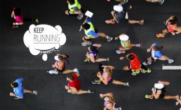 16 objetos útiles para antes, durante y después de correr un maratón