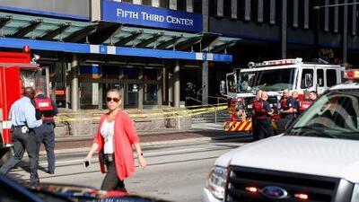 Al menos tres personas murieron en un tiroteo en una sede bancaria de Cincinnati, Ohio