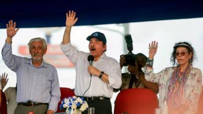 Ortega presenta condolencias por las víctimas de la represión en Nicaragua mientras alaba a los supuestos agresores